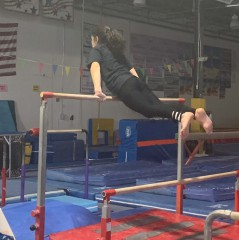 Melany Uneven Bars